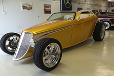 1933 Ford Hi-Boy Roadster